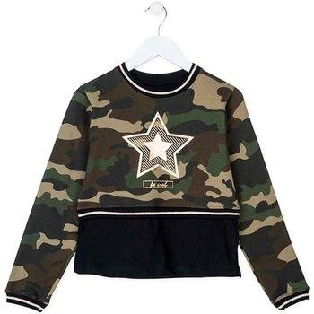Textil Criança Sweats Losan 724 6023AB Verde
