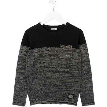Textil Criança camisolas Losan 723 5008AA Preto