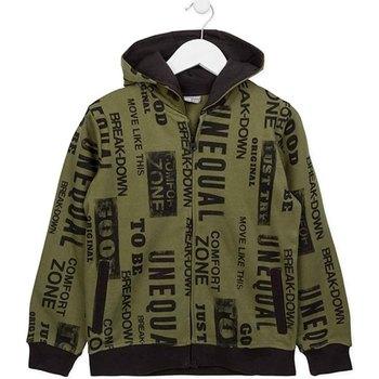 Textil Criança Sweats Losan 723 6007AA Verde