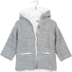 Textil Criança Casacos de malha Losan 726 5004AD Cinzento