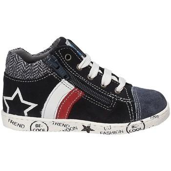 Sapatos Criança Sapatilhas de cano-alto Melania ME0128A7I.B Azul