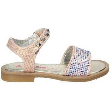 Sapatos Rapariga Sandálias Asso 55930 Rosa