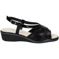 Sapatos Mulher Sandálias Susimoda 270414-01 Preto