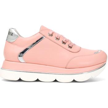 Sapatos Mulher Sapatilhas Café Noir DB171 Rosa