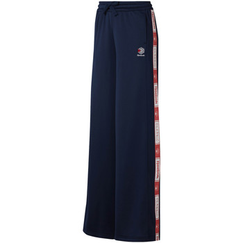 Textil Mulher Calças de treino Reebok Sport DT7265 Azul