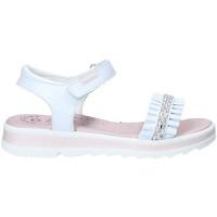 Sapatos Rapariga Sandálias Pablosky 4681 Branco