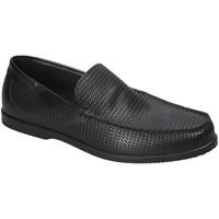Sapatos Homem Mocassins IgI&CO 3109300 Preto