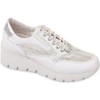 Sapatos Mulher Sapatilhas Valleverde 18252 Branco