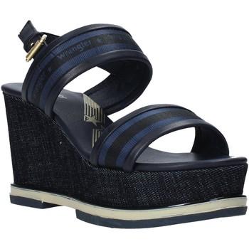 Sapatos Mulher Sandálias Wrangler WL01553A Azul