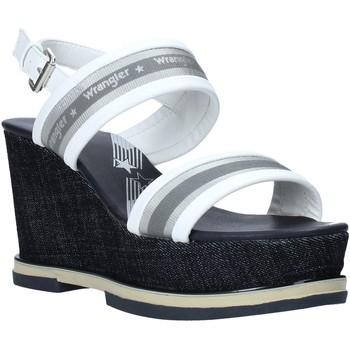Sapatos Mulher Sandálias Wrangler WL01553A Branco
