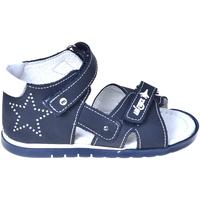 Sapatos Criança Sandálias Melania ME0821A9E.B Azul