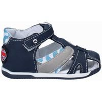 Sapatos Criança Sandálias Melania ME0809A8E.A Azul