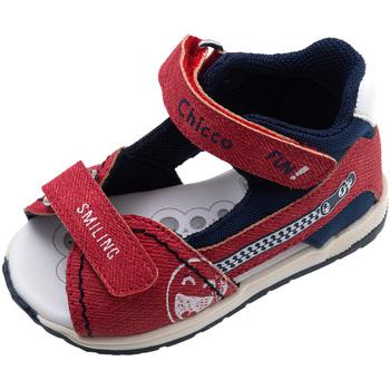 Sapatos Criança Sandálias Chicco 01063480000000 Vermelho