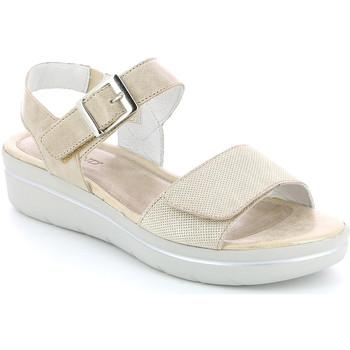 Sapatos Mulher Sandálias Grunland SA1875 Ouro