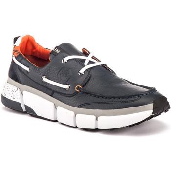 Sapatos Homem Sapato de vela Lumberjack SM58705 003 X01 Preto