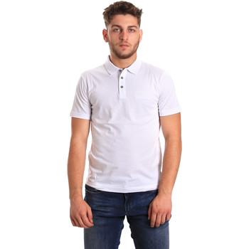 Textil Homem Polos mangas curta Ea7 Emporio Armani 8NPF21 PJ48Z Branco