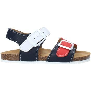 Sapatos Criança Sandálias Bionatura LUCA IMB Azul
