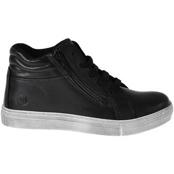 Sapatos Criança Sapatilhas de cano-alto Melania ME6453F8I.Y Preto