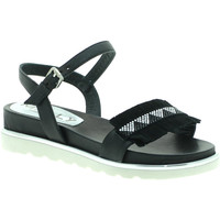 Sapatos Mulher Sandálias Mally 6260 Preto