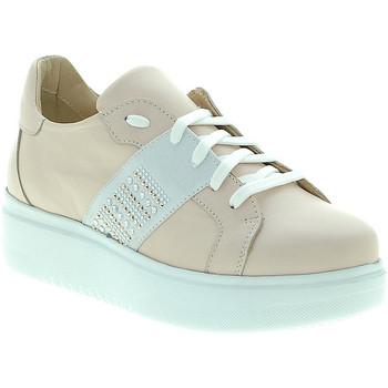 Sapatos Mulher Sapatilhas Exton E04 Rosa