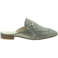 Sapatos Mulher Tamancos Mally 6103 Castanho