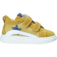 Sapatos Criança Sapatilhas NeroGiardini E023811M Amarelo
