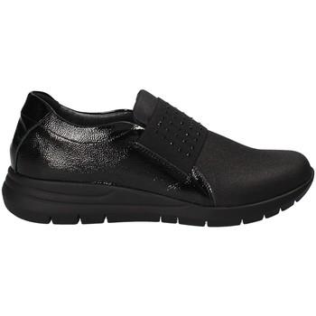 Sapatos Mulher Slip on Grunland SC3908 Preto