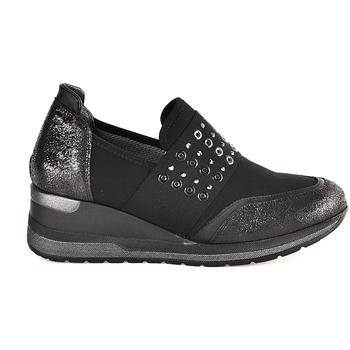 Sapatos Mulher Slip on Melluso R25510 Preto