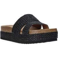 Sapatos Mulher Chinelos Gold&gold A20 GJ302 Preto