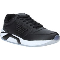 Sapatos Homem Sapatilhas Emporio Armani EA7 X8X022 XK116 Preto