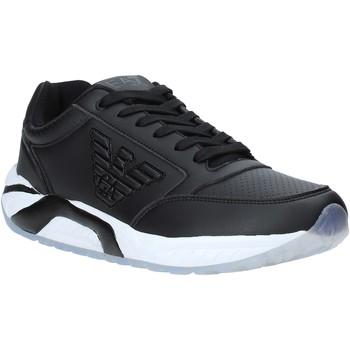Sapatos Homem Sapatilhas Ea7 Emporio Armani X8X022 XK116 Preto