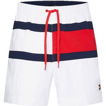 Textil Homem Fatos e shorts de banho Tommy Hilfiger UM0UM01070 Branco