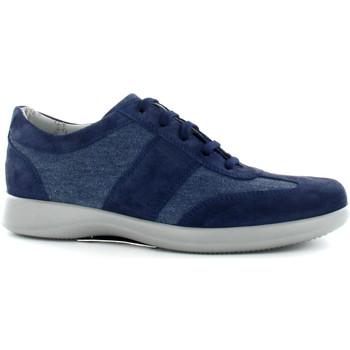 Sapatos Homem Sapatilhas Stonefly 108522 Azul