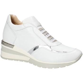 Sapatos Mulher Sapatilhas Exton E07 Branco