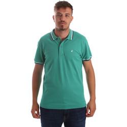 Textil Homem Polos mangas curta Navigare NV82077 Verde