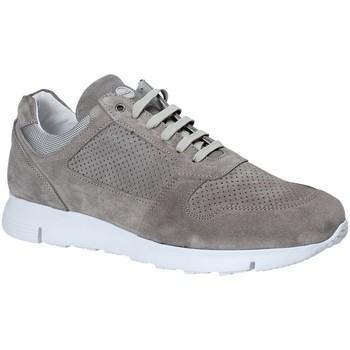 Sapatos Homem Sapatilhas Exton 332 Cinzento