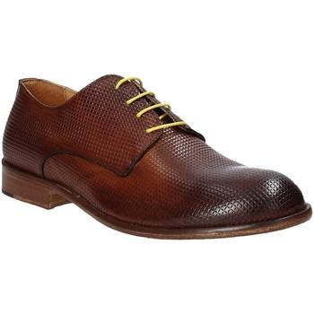 Sapatos Homem Sapatos Exton 5354 Castanho