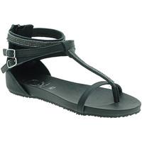 Sapatos Mulher Sandálias 18+ 6110 Preto