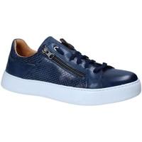 Sapatos Homem Sapatilhas Exton 512 Azul