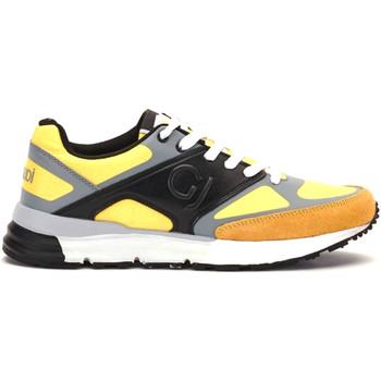 Sapatos Homem Sapatilhas Gaudi V91-66860 Amarelo