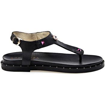 Sapatos Mulher Sandálias Apepazza JPL06 Preto