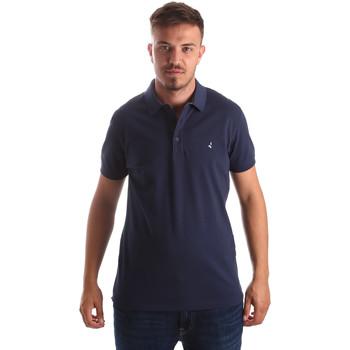 Textil Homem Polos mangas curta Navigare NV82097 Azul