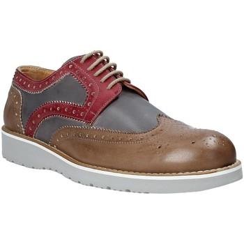 Sapatos Homem Sapatos Exton 5105 Castanho