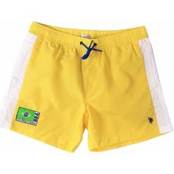 Textil Homem Fatos e shorts de banho U.S Polo Assn. 45282 41393 Amarelo