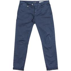 Textil Homem Chinos Antony Morato MMTR00387 FA800060 Azul