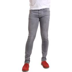 Textil Homem Calças de ganga slim Antony Morato MMDT00162 FA750129 Cinzento