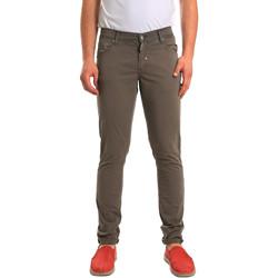 Textil Homem Calças Antony Morato MMTR00372 FA800060 Verde