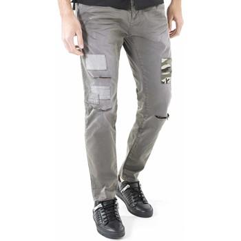 Textil Homem Calças Antony Morato MMTR00378 FA760024 Cinzento