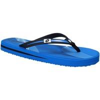 Sapatos Homem Chinelos Lotto T4761 Azul