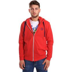 Textil Homem Sweats Gaudi 811BU64067 Vermelho